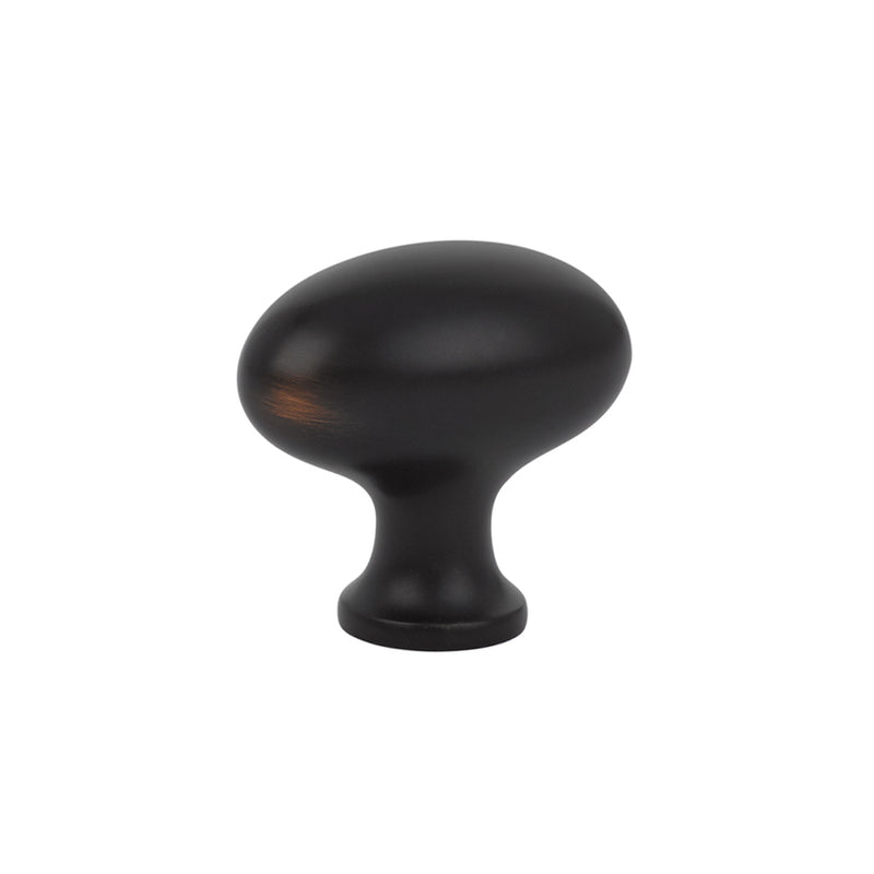 Emtek 86016 1-1/4 Inch Egg Cabinet Knob - Designer Entryway door locks access control intercoms home automation