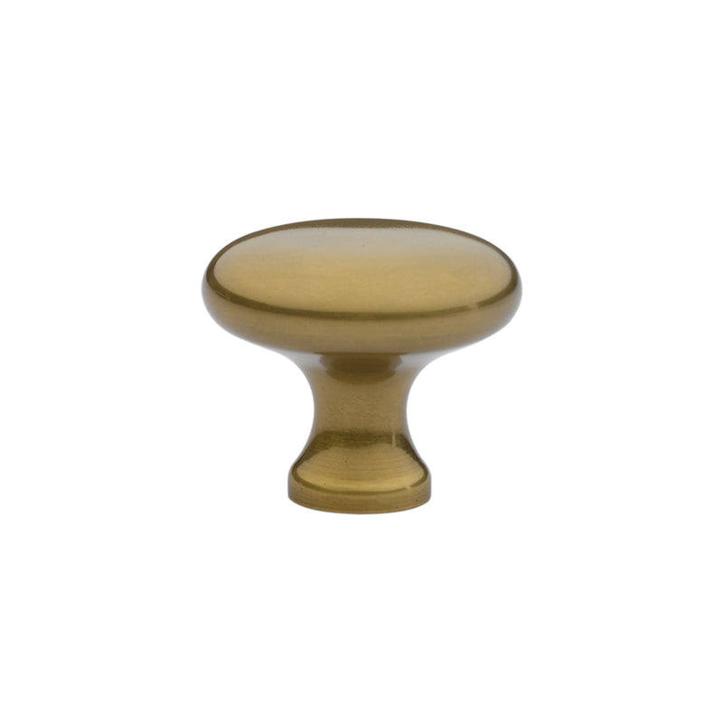 Emtek 86027 Providence 1-3/4 Inch Diameter Mushroom Cabinet Knob from the American Classic Collection - Designer Entryway door locks access control intercoms home automation