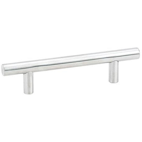 Emtek S62013  32 Inch Brushed Stainless Steel Bar Cabinet Pull - Designer Entryway door locks access control intercoms home automation