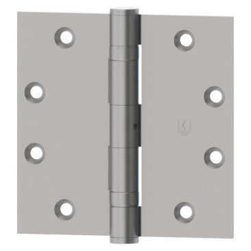 Hager BB1279 Standard Weight Ball Bearing Hinge - Designer Entryway door locks access control intercoms home automation