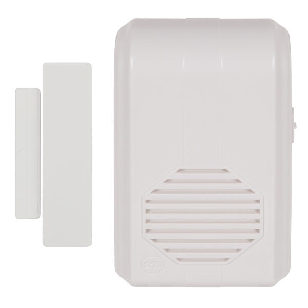 Safety Technology Inc. WIRELESS DOORBELL W/ RECEIVER - Designer Entryway door locks access control intercoms home automation