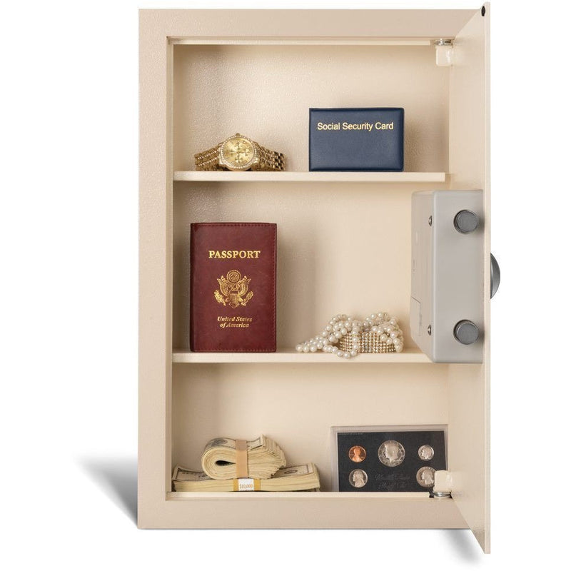 Amsec WEST2114 Wall Safe - Designer Entryway door locks access control intercoms home automation