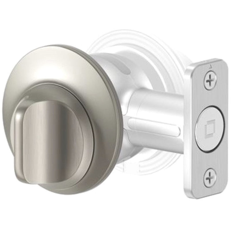 Level Touch Single Cylinder Deadbolt Capacitive Touch & Bluetooth - Designer Entryway door locks access control intercoms home automation