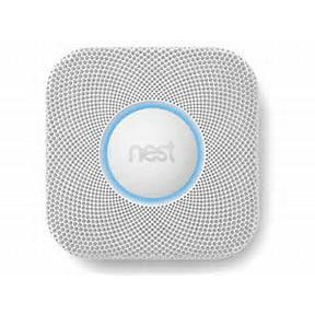 Nest S3004PWBUS | 2nd Gen Pro Line Battery Smoke Detector. - Designer Entryway door locks access control intercoms home automation