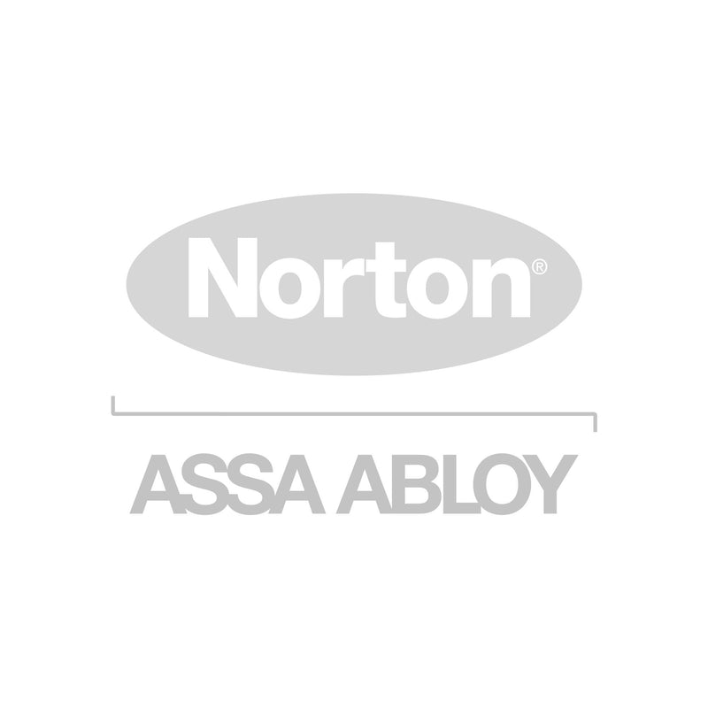 Norton 7787 | Drop Plate - Low Ceiling Clearance - Designer Entryway door locks access control intercoms home automation
