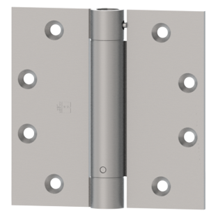 Hager 1250 Single Acting Spring Hinge 4.5 X 4.5 - Designer Entryway door locks access control intercoms home automation