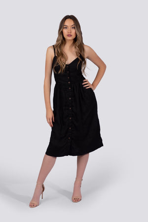 Everly Dress | Black