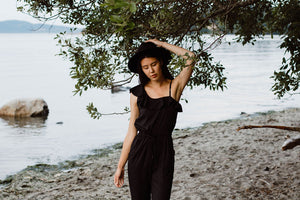 Amelia Jumpsuit | Black
