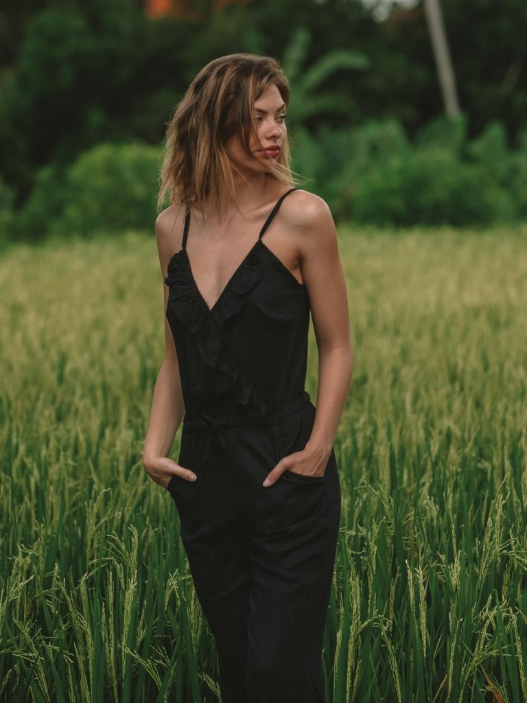Chloe Jumpsuit | Black