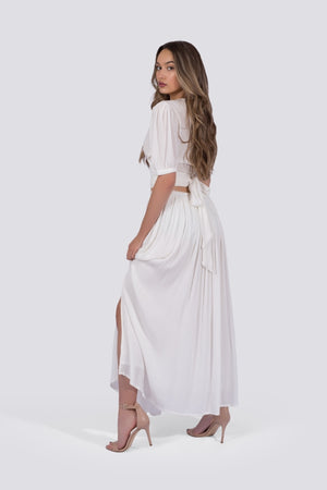 Giselle Skirt | Cream
