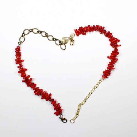 Coral me pretty bracelet from Novelstyle shop