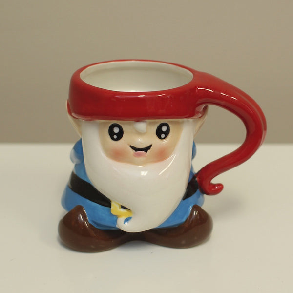 Adorable Garden Gnome mug