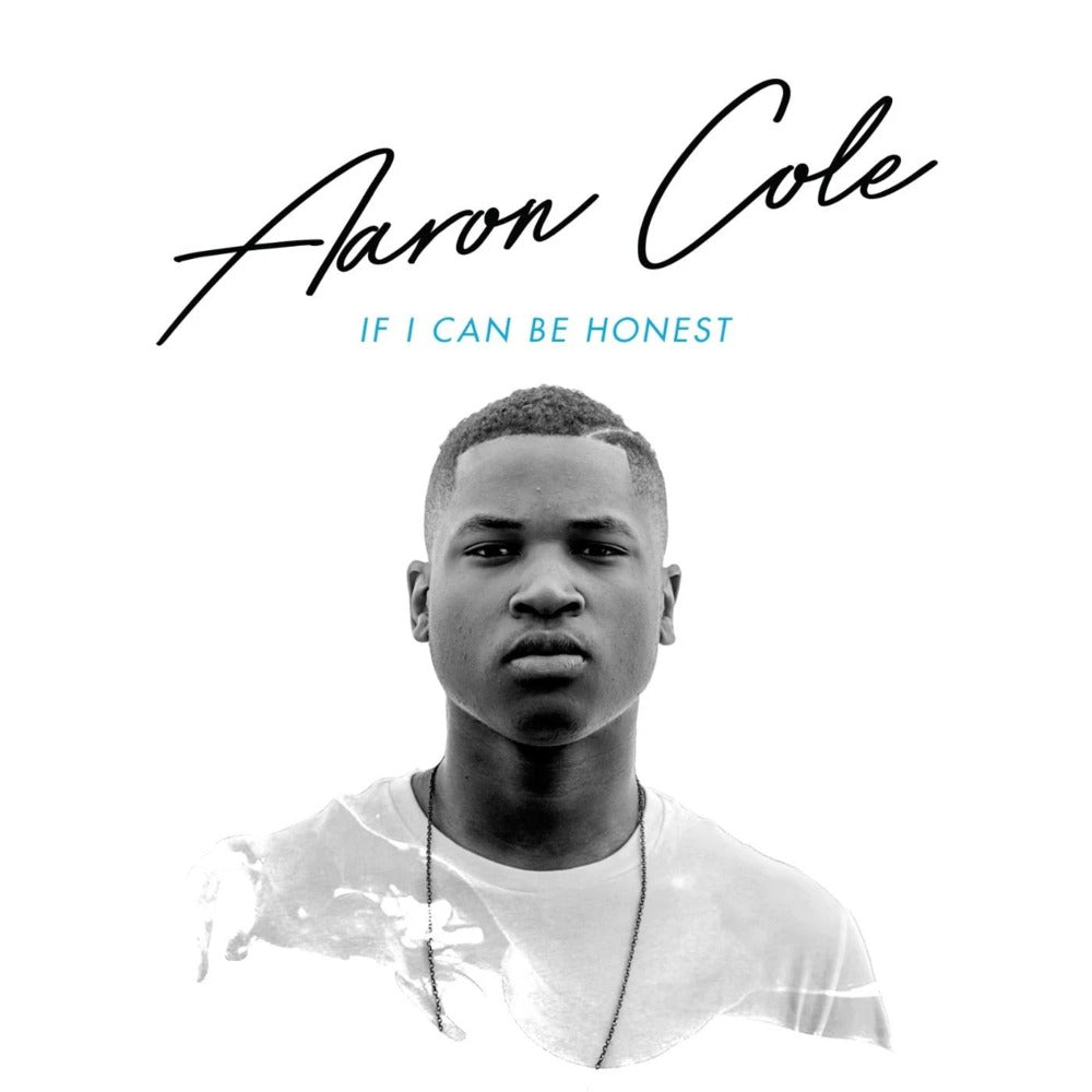 Aaron Cole - If I Can Be Honest CD