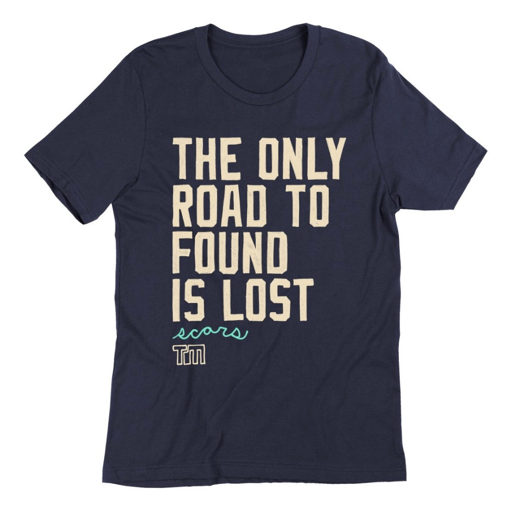 NEW - The Road Tee