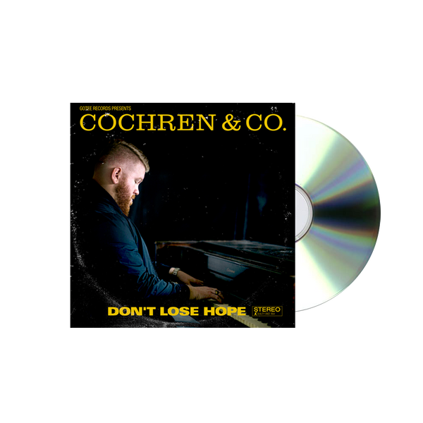 Don't Lose Hope CD (PREORDER)