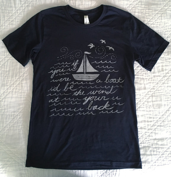 Boat Song T Bundle