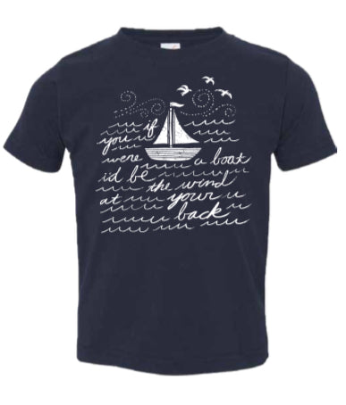 Boat Song Toddler T