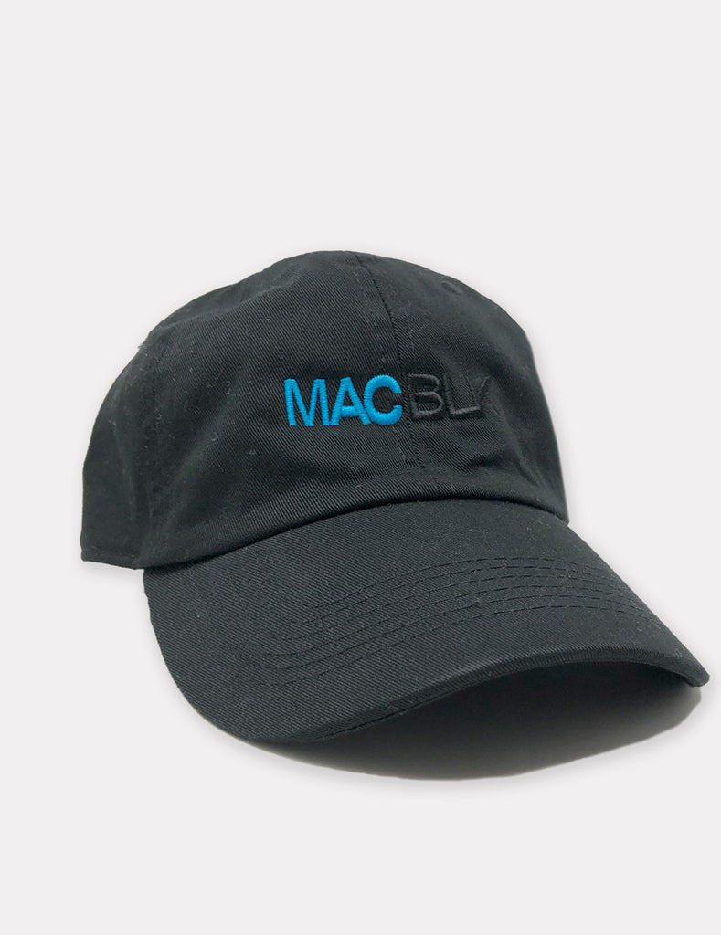 NEW - MAC BLK Season 4 Dad Hat