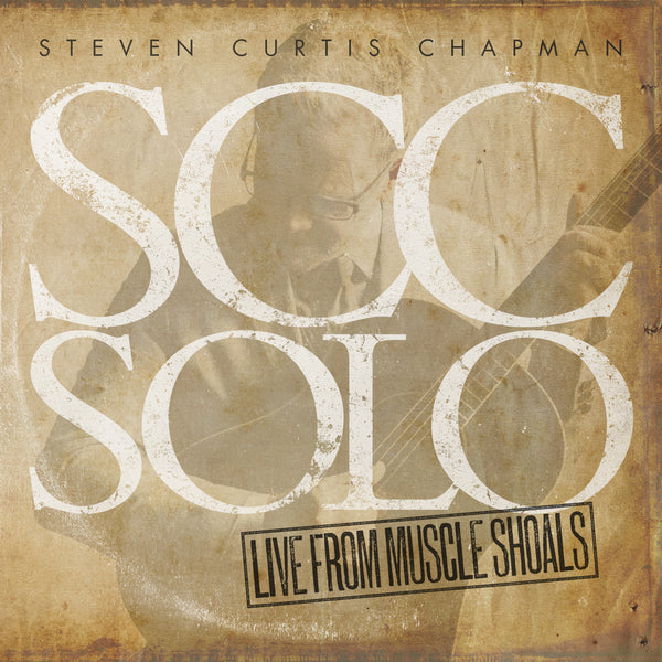 SCC Solo Live From Muscle Shoals  CD
