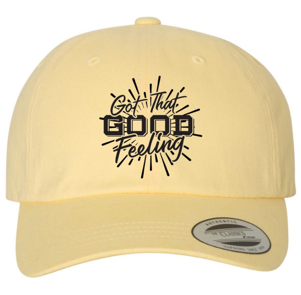 Good Feeling Yellow Hat