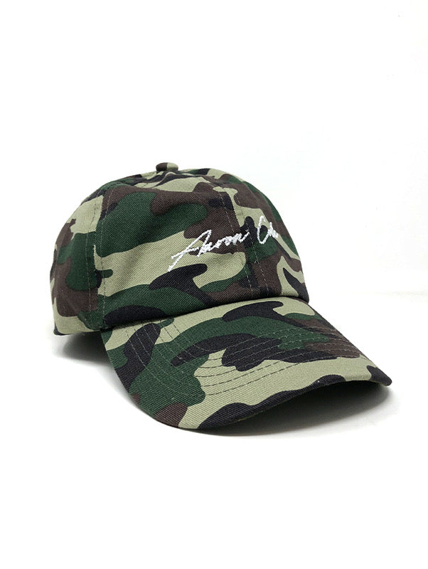 Aaron Cole - Camo Dad Hat