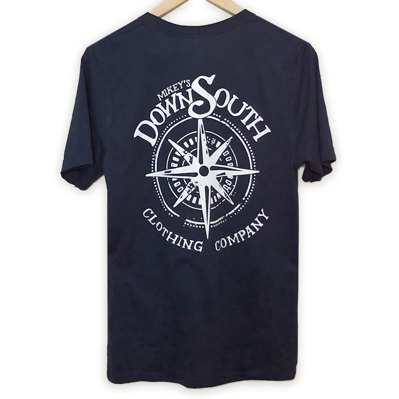 Logo Navy Shirt