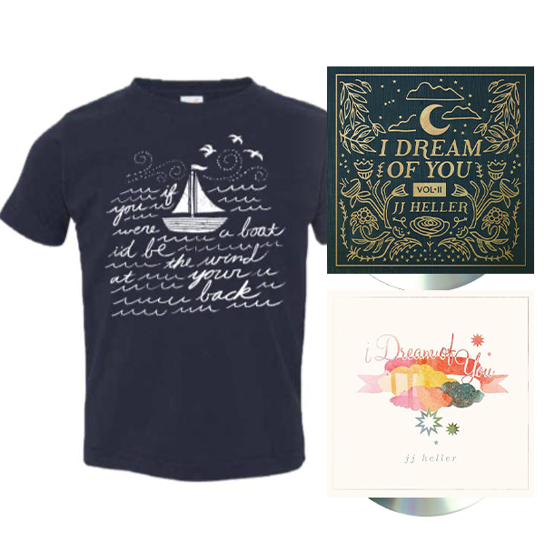 Boat Song Toddler T Bundle