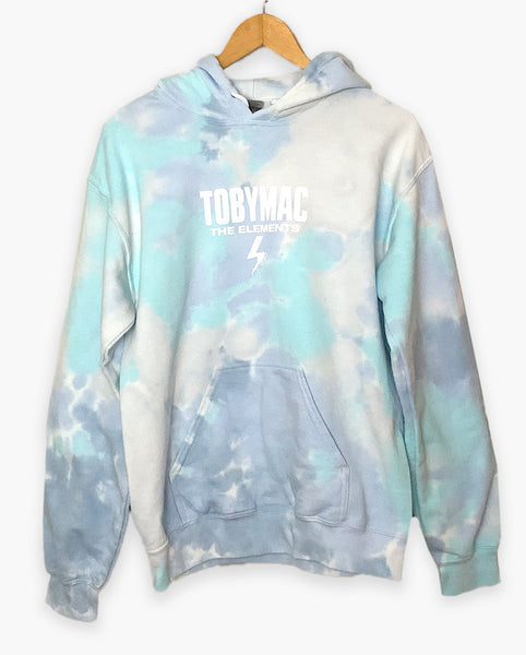 NEW - Tie Dye Elements Hoodie