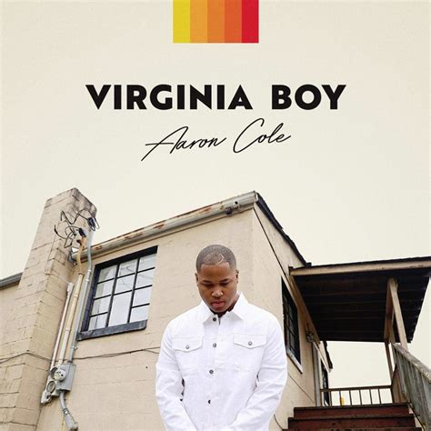 Aaron Cole - Virginia Boy CD