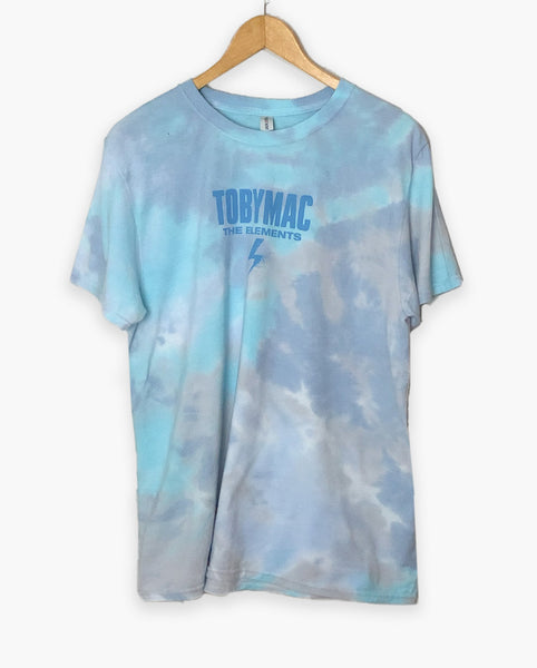 NEW - The Elements Tie Dye Tee