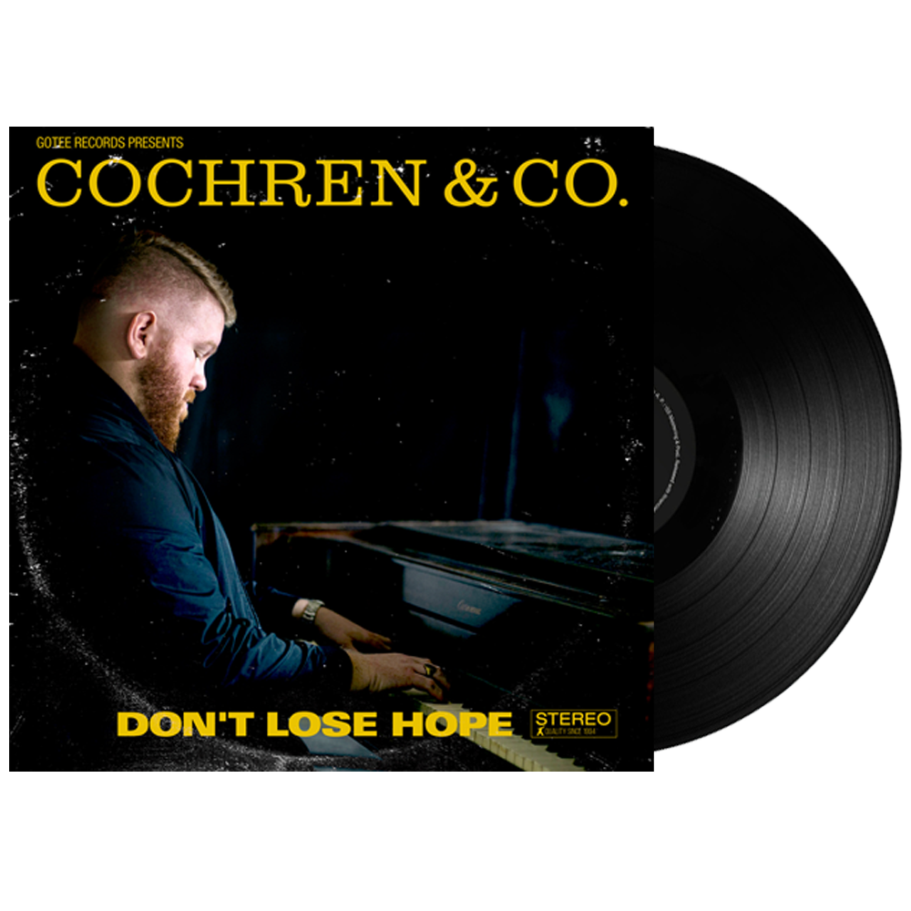 Don't Lose Hope Vinyl (PREORDER)