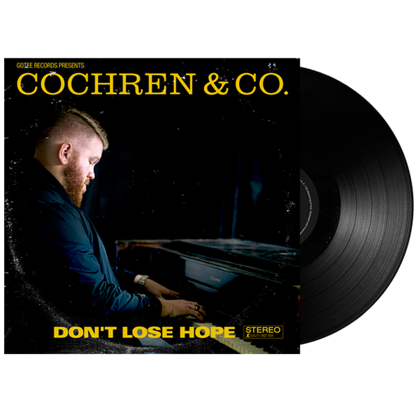 Don't Lose Hope Vinyl