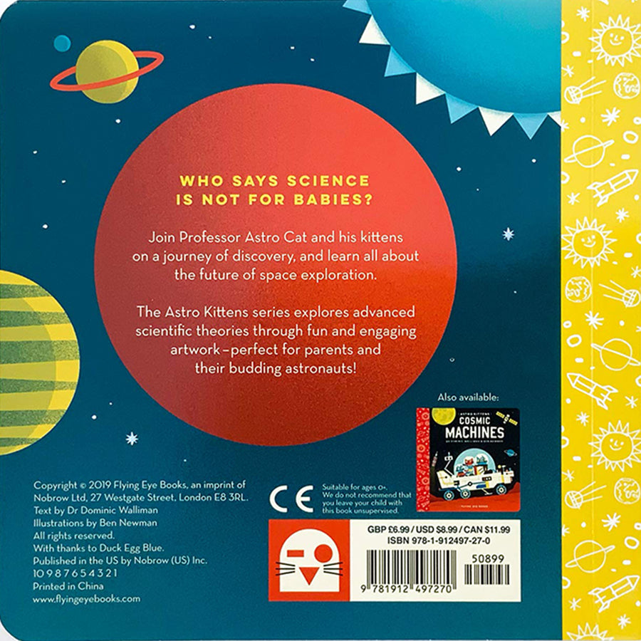 The back of the book with the description, other books in the series, and publishing information.