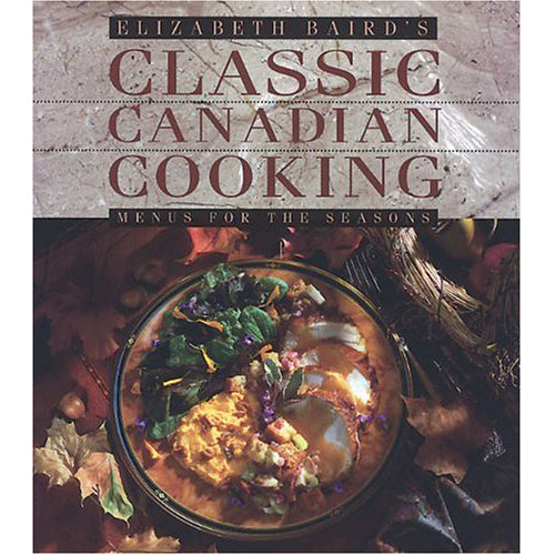 The cover of the book depicting the title and a plate of food.