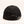 Load image into Gallery viewer, The back of the black ballcap.