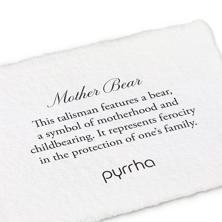 A paper card with the pieces title and description on it.