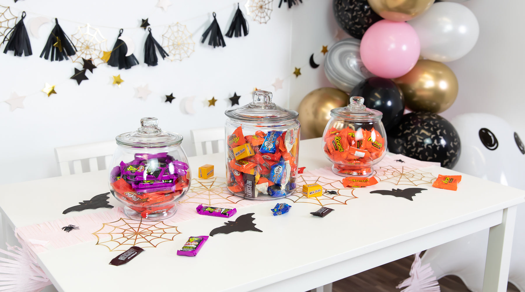 Halloween Trick or Treat Bar for Hershey