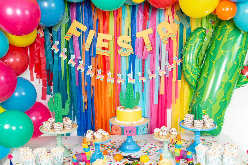 Fiesta Theme Party Ideas