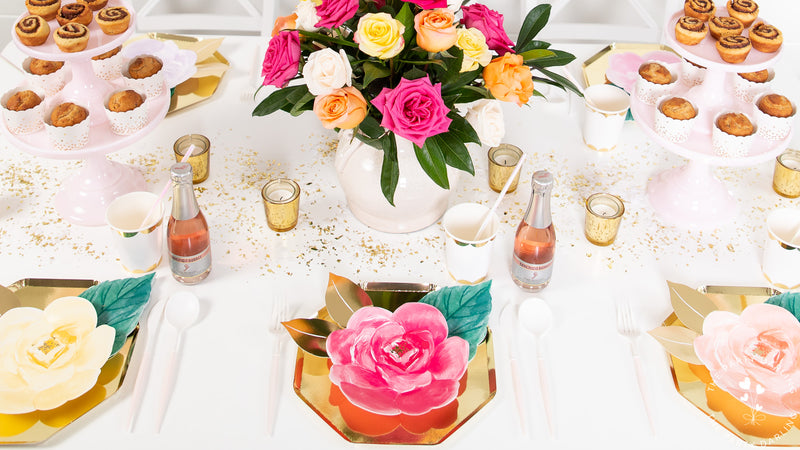 mother's day brunch table setting blog