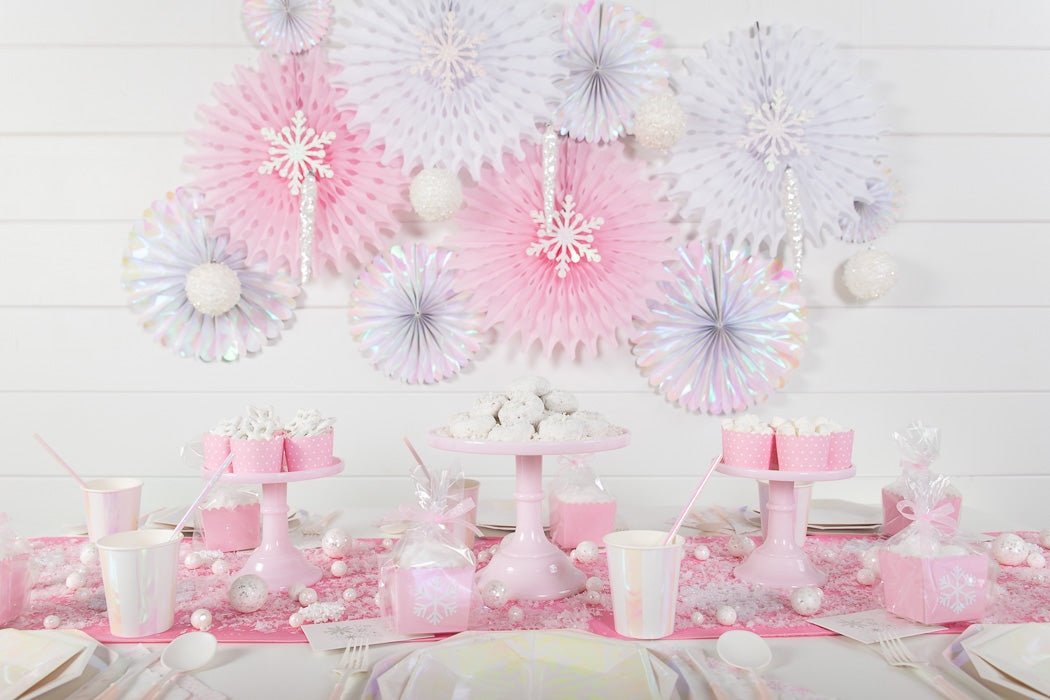 Winter Wonderland Party Ideas The Darling