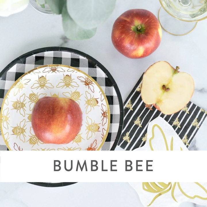 Bumble Bee Party Supplies and Decorations