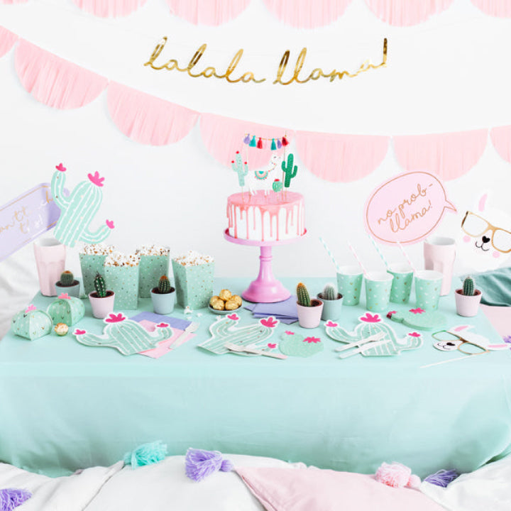Cactus Party Supplies and Decorations