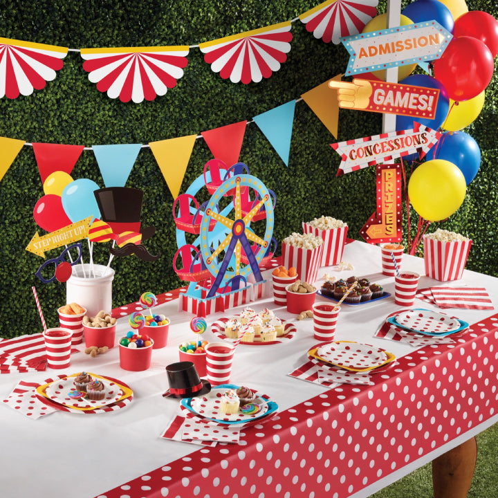 Circus Party Supplies and Decorations