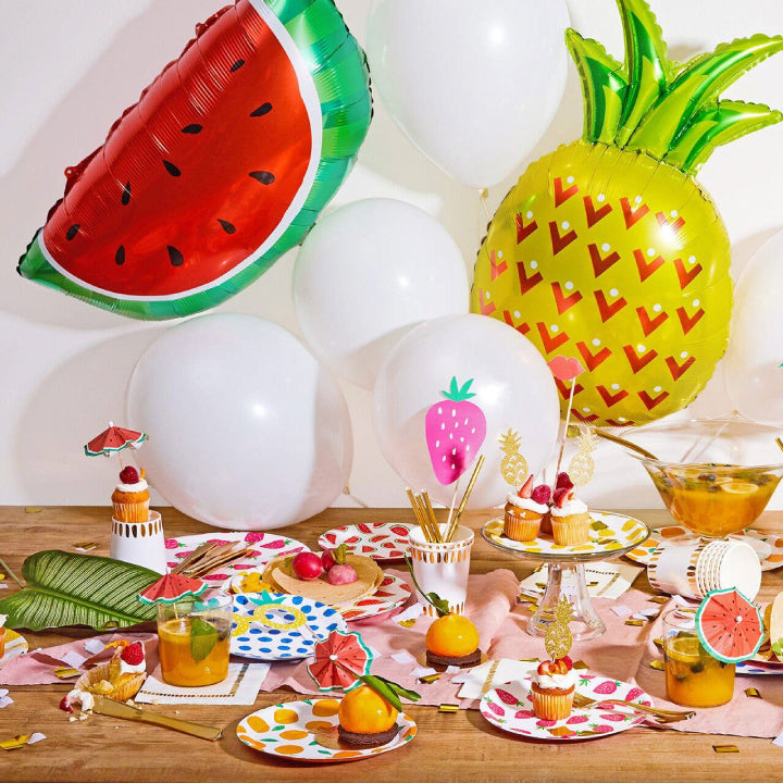 Tutti Frutti Party Supplies and Decorations