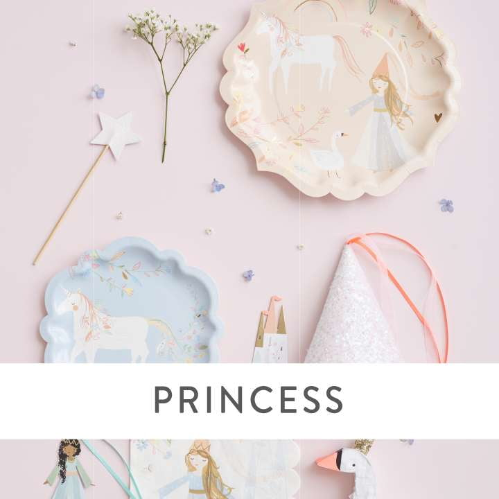 Princess Party Supplies and Decorations