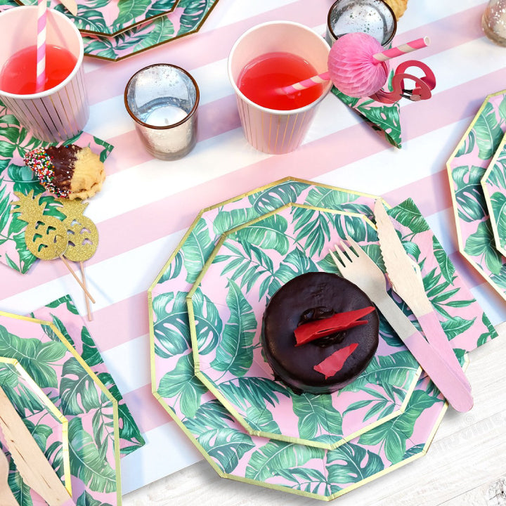 Tropical Party Supplies and Decorations