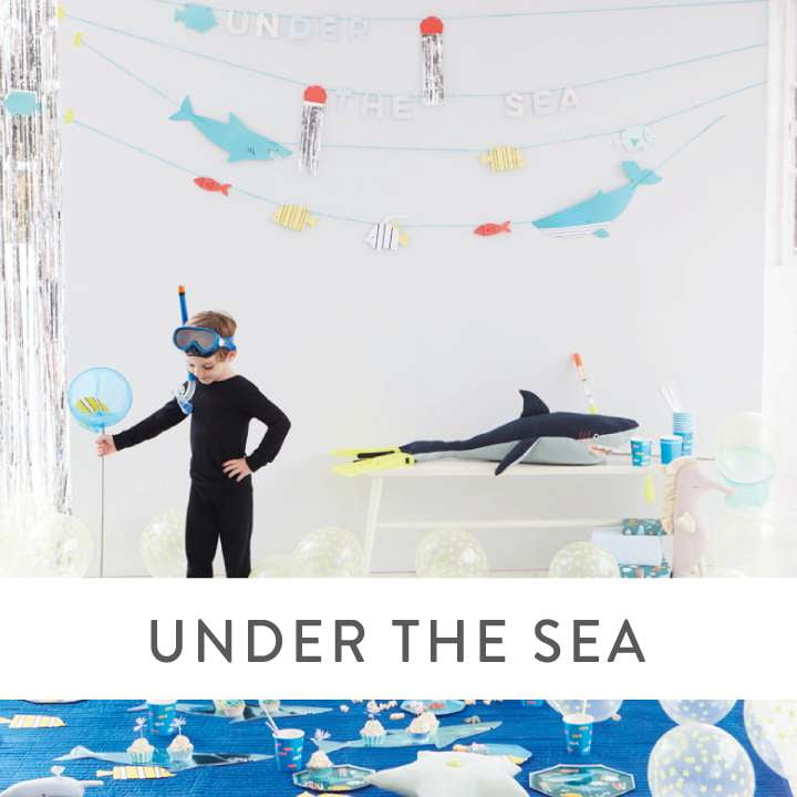 Under the Sea Party Supplies and Decorations
