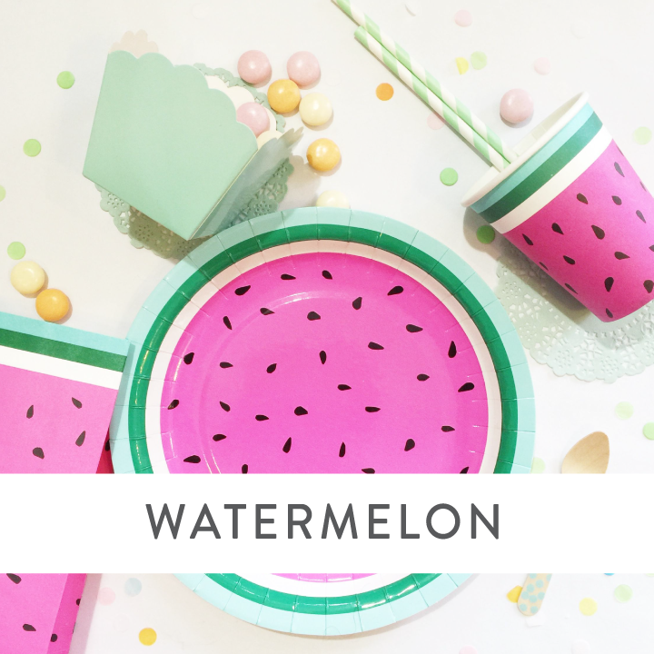 Watermelon Party Supplies & Decorations