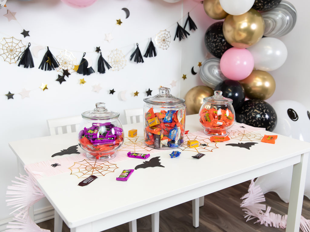 Halloween Trick or Treat Candy Bar