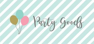 Shop The Party Darling's party goods. You can find party supplies, favors, and decorations to create a themed birthday party or other special occasion.